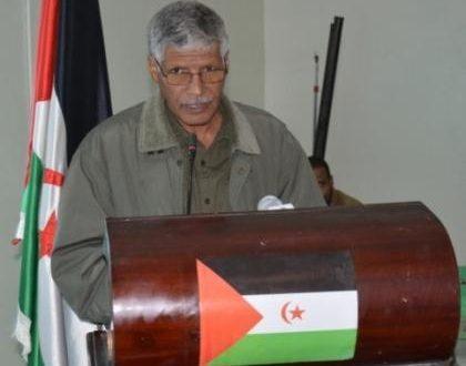 السفير الصحراوي بالجزائر يدعو مجلس الامن الدولي الى الوفاء بمسؤولياته بما يتماشى ومبادئ الامم المتحدة والاحترام الكامل لحق الشعب الصحراوي في تقرير المصير