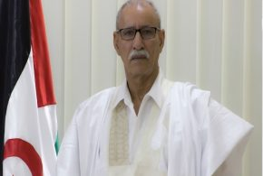 الرئيس إبراهيم غالي يشرف على إنطلاق الموسم الفلاحي بولاية السمارة