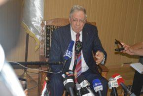 الجزائر الى جانب حق الشعب الصحراوي في تقرير المصير(ولد عباس)