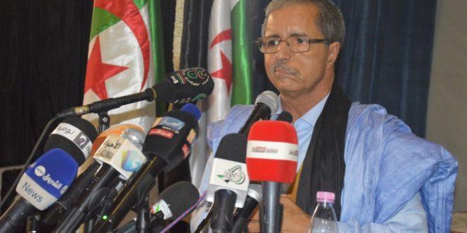الوزير الأول يدين القمع الممنهج للمدنيين الصحراويين على يد الاحتلال المغربي