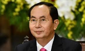 الرئيس الصحراوي يعزي الشعب الفيتنامي في وفاة رئيسه