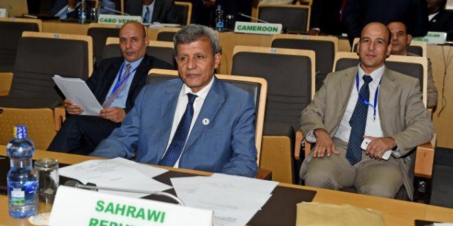 """وزراء خارجية دول الاتحاد الافريقي يبحثون """"الموقف الافريقي الموحد"""" من الشراكة مع الاتحاد الاوروبي، و دول الكاريبي و المحيط الهادي، لما بعد 2020 ."""