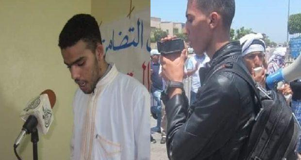 سلطات الاحتلال المغربي تصدر احكاما جائرة في حق المعتقلين السياسين والاعلاميين محمد سالم ميارة و محمد الجميعي