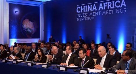 انطلاق اشغال المنتدى الاقتصادي الصيني الإفريقي.