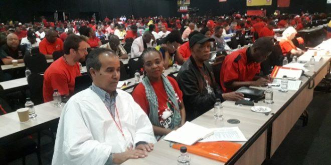 مؤتمر نقابات عمال جنوب إفريقيا يؤكد استمرا ر دعمه للقضية الصحراوية