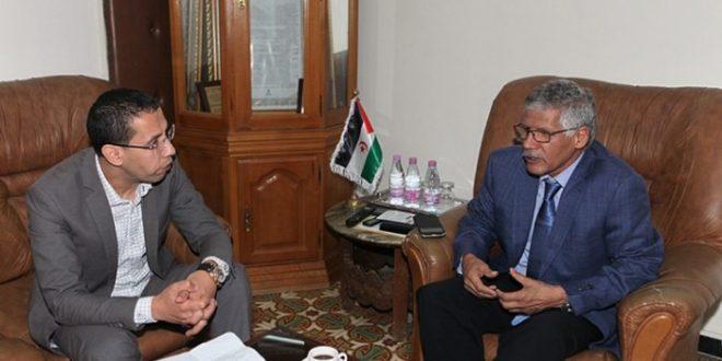 """السفير الصحراوي بالجزائر يؤكد ليومية الشروق الجزائرية: """"المغرب وجد نفسه وحيدا في الأمم المتحدة يدافع عن أطروحاته الاستعمارية"""""""