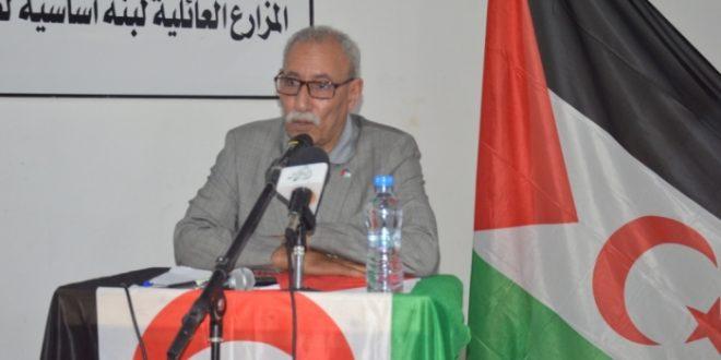 """رئيس الجمهورية يؤكد أنه """"لا بديل عن تمكين الشعب الصحراوي من حقه في الحرية وتقرير المصير """""""