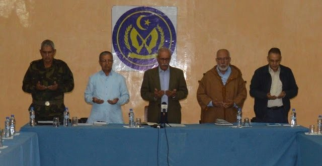 الرئيس ابراهيم غالي يدعو إلى تثمين المكاسب التي حققتها القضية الوطنية