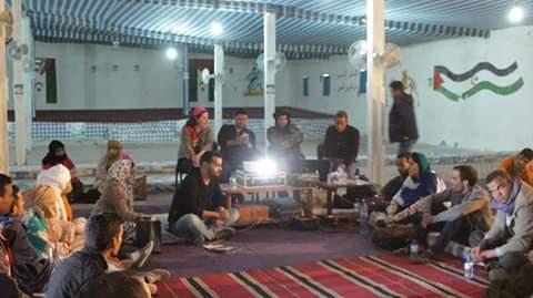 المهرجان الوطني للفيلم القصير : تنظيم يوم دراسي حول السينما الصحراوية