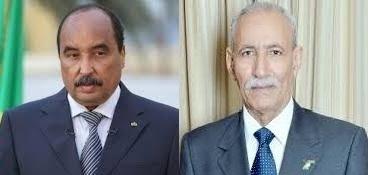 رئيس الجمهورية يهنئ نظيره الموريتاني بمناسبة الذكرى الثامنة والخمسين لاستقلال بلاده