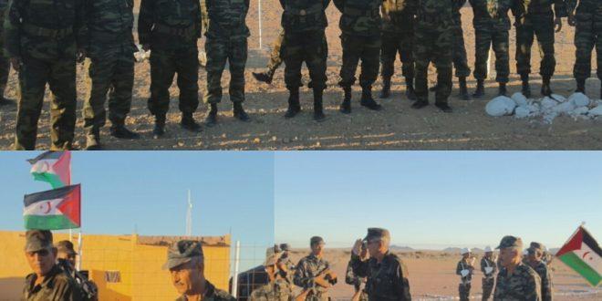 وزير الدفاع الوطني يصل ميجك المحرر في زيارة عمل و تفتيش تدوم ليومين