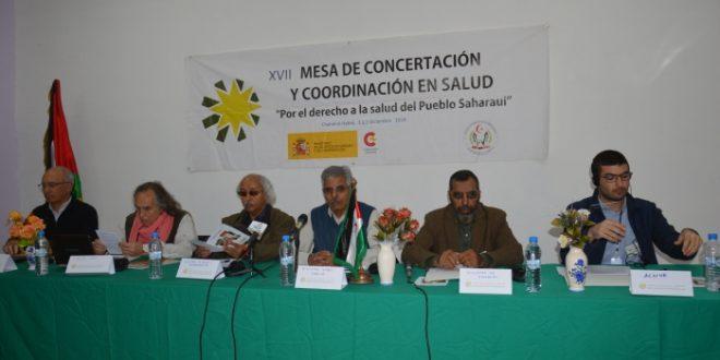 وزارة الصحة العمومية تنظم طاولة للتنسيق والتشاور في الميدان الصحي