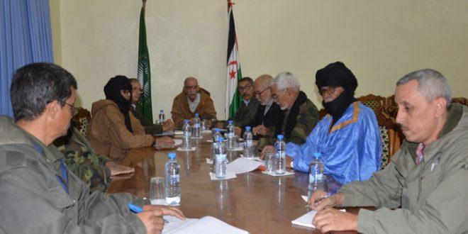 رئيس الجمهورية يترأس اجتماعا للمكتب الدائم للأمانة الوطنية
