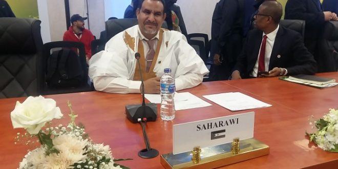 الجمهورية الصحراوية تشارك في اجتماع وزراء التجارة الأفارقة