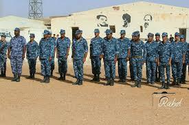 مدير الشرطة الوطنية يشرف على بدء فترة تكوين أساسي لدفعة من الشرطة