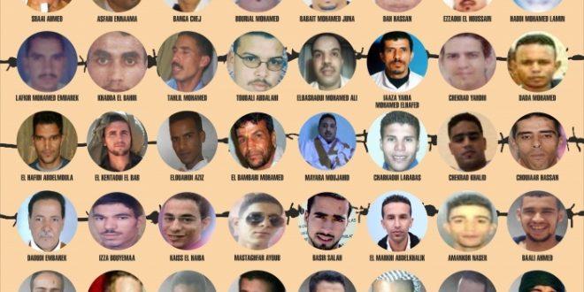 سلطات الاحتلال تواصل انتهاكاتها لحقوق المعتقلين السياسيين الصحراويين بالسجون المغربية