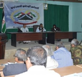 المجلس الوطني الصحراوي يستكمل تقييم برنامج الحكومة لسنة 2018