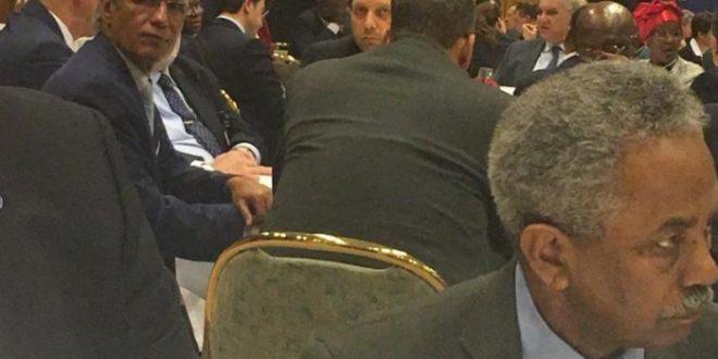 الجمهورية الصحراوية تشارك ببروكسل في اجتماع وزراء خارجية الاتحاد الأفريقي -الاتحاد الأوروبي