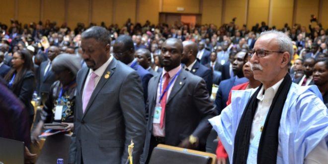 رؤساء دول و حكومات الاتحاد الافريقي، يختتمون اشغال مؤتمر قمتهم ال 32، بتبني موضوع السنة و المصادقة على مقررات استراتيجية.