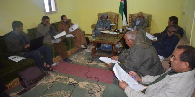 المكتب الدائم للأمانة الوطنية يعتبر مصادقة البرلمان الاوروبي على اتفاق الصيد عملية نهب موصوفة للثروات الصحراوية
