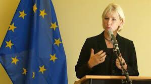 وفد من جبهة البوليساريو يستقبل بمقر وزارة الخارجية السويدية