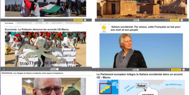 """يومية """"ويست فرانس"""" تحطم جدار الصمت المحيط بالقضية الصحراوية في وسائل الإعلام الفرنسية"""