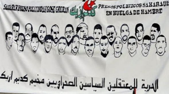 منظمات بريطانية تطلق حملة لمراسلة السلطات المغربية من أجل إطلاق سراح المعتقلين السياسيين الصحراويين