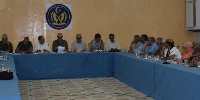 الأمانة الوطنية تعلن عن تشكيل اللجنة الوطنية التحضيرية للمؤتمر الخامس عشر لجبهة البوليساريو