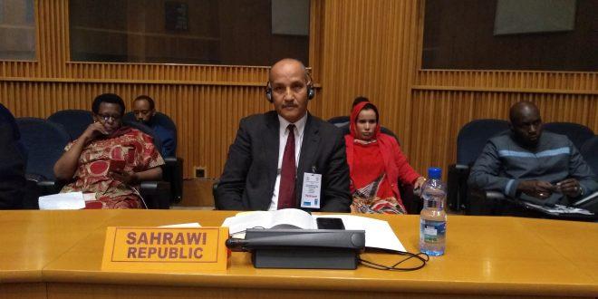 الجمهورية الصحراوية تشارك في المنتدى السياسي الثالث لحقوق الإنسان