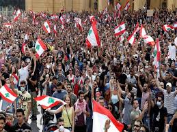 لبنان: تواصل الإحتجاجات الاجتماعية لليوم الرابع على التوالي