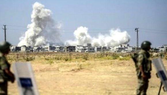 سوريا: مقتل 20 شخصا خلال قصف تركي على مدينة رأس العين شمال البلاد