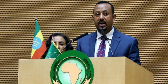 رئيس الجمهورية يهنئ رئيس الوزراء الإثيوبي بمناسبة فوزه بجائزة نوبل للسلام
