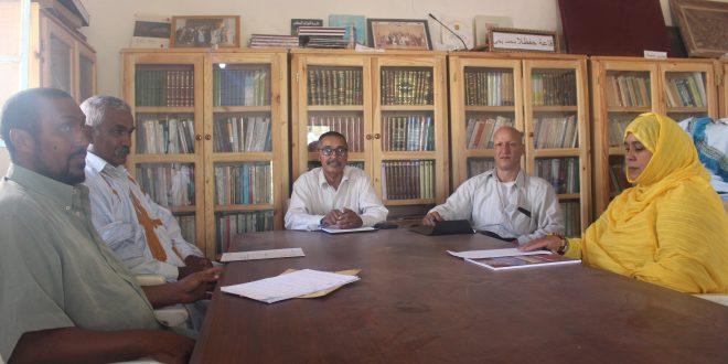 مكتب المجلس الوطني يعقد اجتماعا لتقييم عمل المكاتب الجهوية وجولات المعاينة
