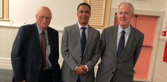 ممثل جبهة البوليساريو يفضح تورط شركات نيوزيلاندية في نهب ثروات الصحراء الغربية
