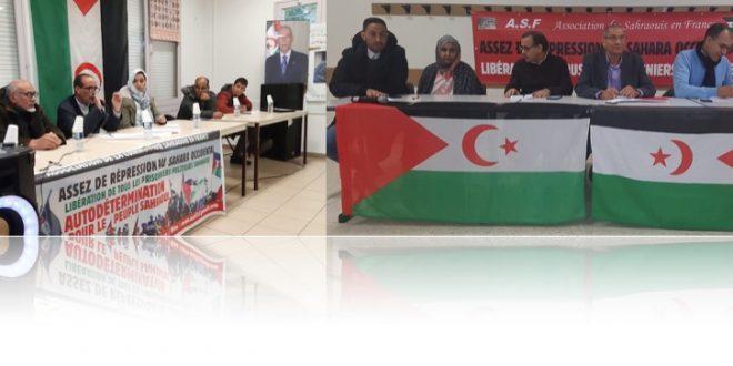 انطلاق أشغال الندوات السياسية التحضيرية للمؤتمر الـ15 للجبهة بفرنسا