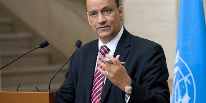 وزير الخارجية الموريتاني. ..حان الوقت لحل نزاع الصحراء