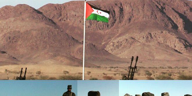 وزير الدفاع الوطني يصل الناحية العسكرية الثالثة في مستهل جولته التفتيشية إلى نواحي الجيش الصحراوي بقطاع الجنوب