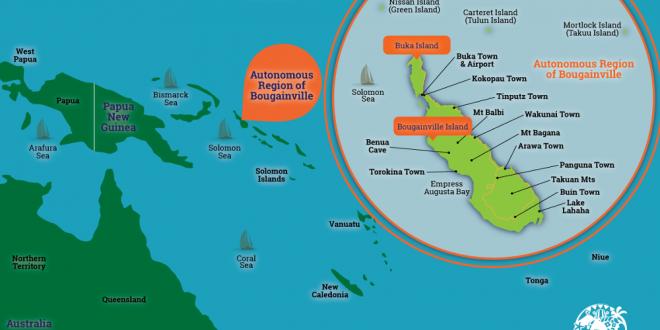 """ممثل الجبهة باستراليا: """"على مجلس الأمن الأممي الاستفادة من تجربة استفتاء تقرير المصير في جزر بوغانفيل"""""""