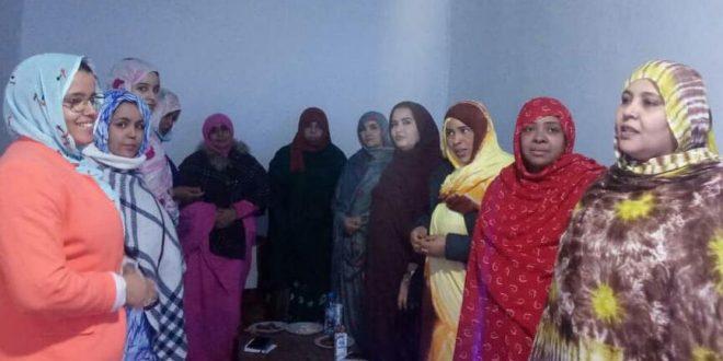 اتحاد النساء يطالب المجتمع الدولي بوقف خروقات حقوق الإنسان المرتكبة في حق النساء الصحراويات بالمدن المحتلة
