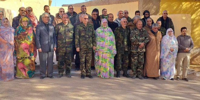 الأمانة الوطنية تشجب إقدام المغرب على توريط بعض الدول الإفريقية في ارتكاب عدوان مباشر على الجمهورية الصحراوية
