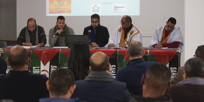 رابطة الصحفيين الصحراويين بأوروبا تفتتح أشغال الجمعية العامة الرابعة بإشبيلية