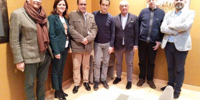 ممثل جبهة البوليساريو بمقاطعة كاستيا ليون الاسبانية يلتقي بمسؤولين برلمانيين