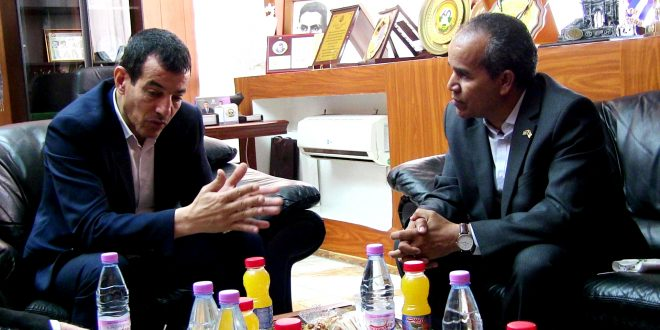 الأمين العام للاتحاد العام للعمال الجزائريين يؤكد أن تضامن الشعب الجزائري مع الشعب الصحراوي بنبع من العمق الثوري لهذا الشعب