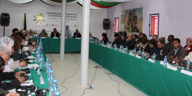 وزارة الصحة العمومية تنظم طاولة للتنسيق والتشاور في المجال الصحي