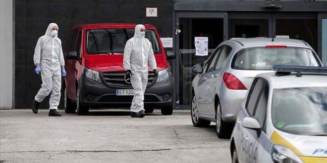فيروس كورونا: 849 حالة وفاة جديدة بإسبانيا في حصيلة قياسية خلال يوم واحد