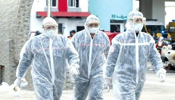 فيروس كورونا يخترق 43 دولة افريقية ويهدد دولا لضعف الإمكانات
