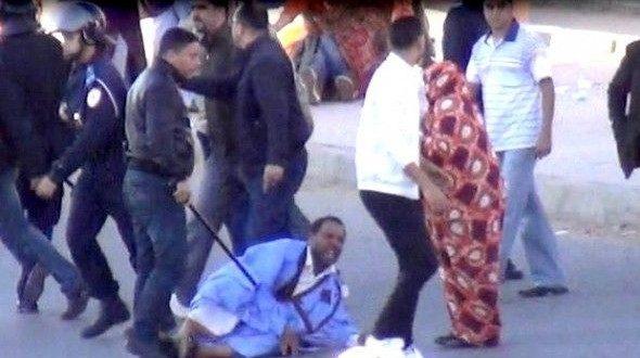 منظمة حقوقية صحراوية تدين الانتهاكات الخطيرة لحقوق الإنسان المرتكبة من طرف النظام المغربي (تقرير)
