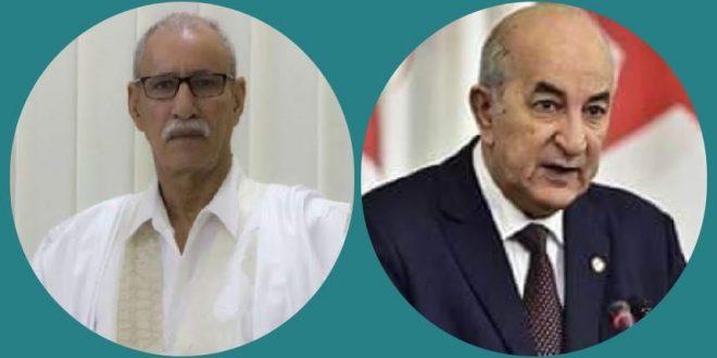 رئيس الجمهورية يهنئ نظيره الجزائري بمناسبة عيد الأضحى المبارك
