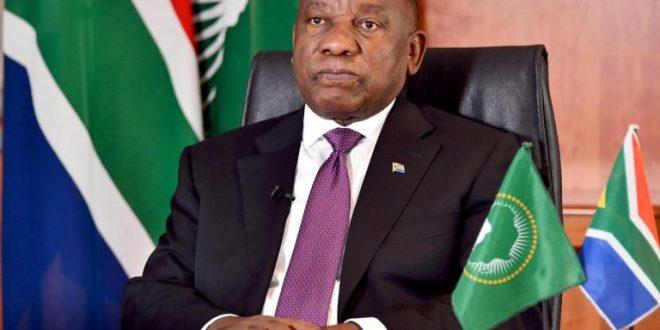 يوم افريقيا: سيريل رامافوسا يؤكد على مواصلة الوقوف إلى جانب كفاح الشعب الصحراوي