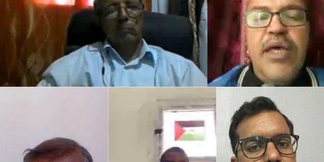 وزارة الأرض المحتلة والجاليات تشيد بالهبة التضامنية الواسعة مع الأسرى الصحراويين